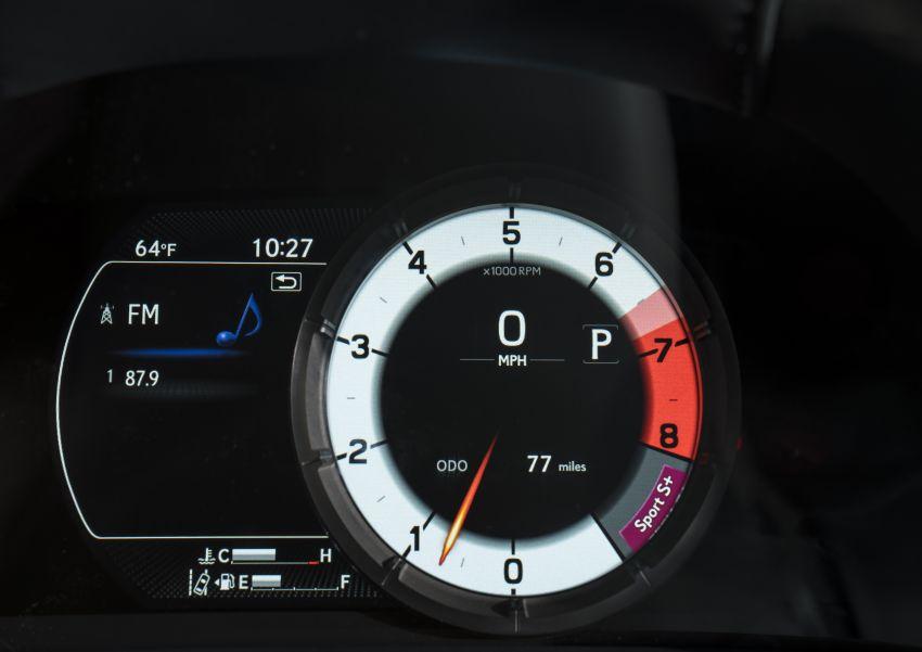 2019 Lexus ES debuts in Beijing – TNGA platform, hybrid and petrol powertrains, F Sport package Image #810835