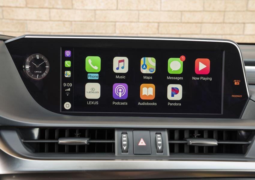2019 Lexus ES debuts in Beijing – TNGA platform, hybrid and petrol powertrains, F Sport package Image #810837