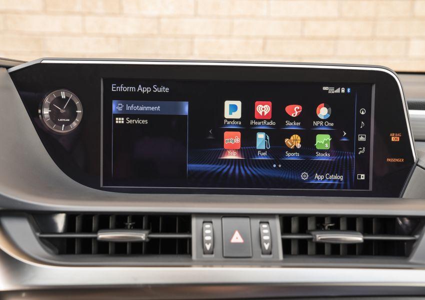 2019 Lexus ES debuts in Beijing – TNGA platform, hybrid and petrol powertrains, F Sport package Image #810839