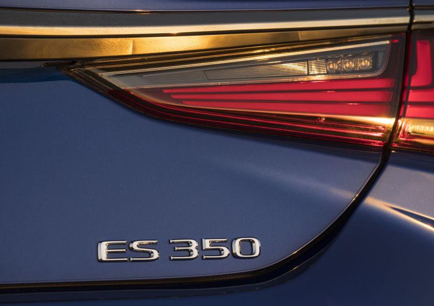 2019 Lexus ES debuts in Beijing – TNGA platform, hybrid and petrol powertrains, F Sport package Image #810820