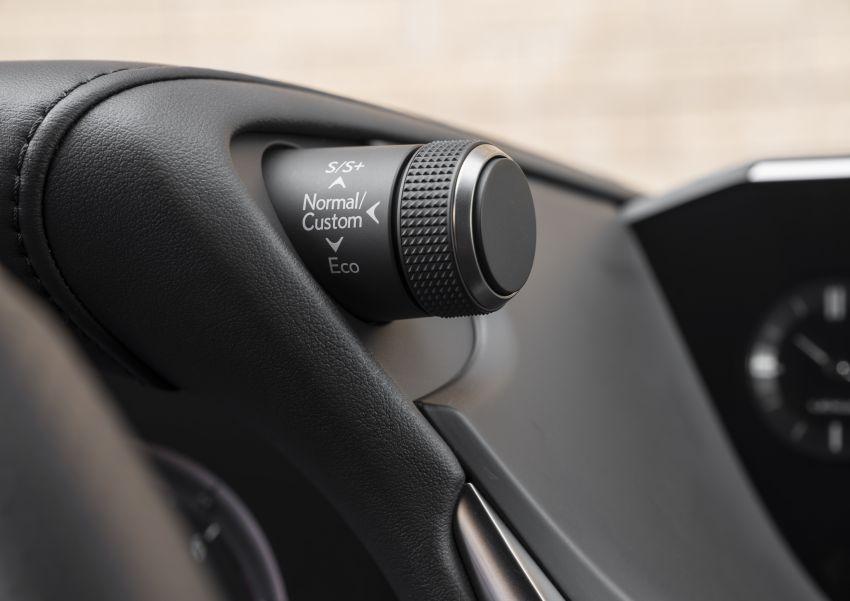2019 Lexus ES debuts in Beijing – TNGA platform, hybrid and petrol powertrains, F Sport package Image #810822