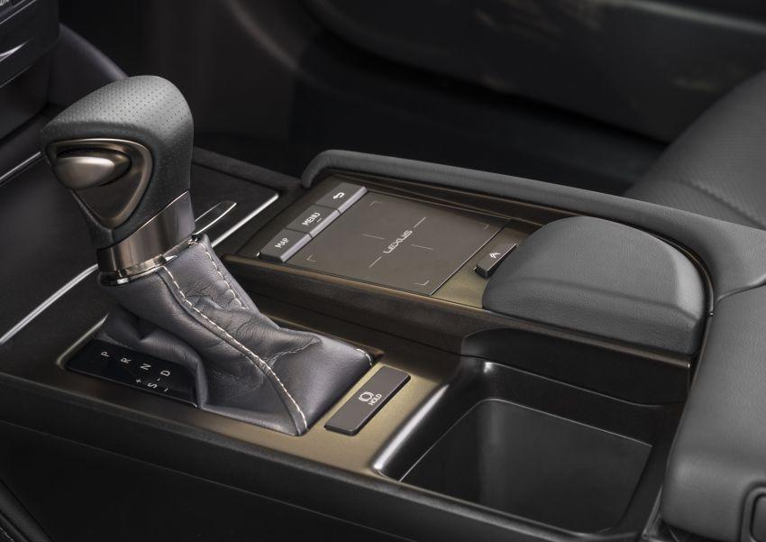 2019 Lexus ES debuts in Beijing – TNGA platform, hybrid and petrol powertrains, F Sport package Image #810823