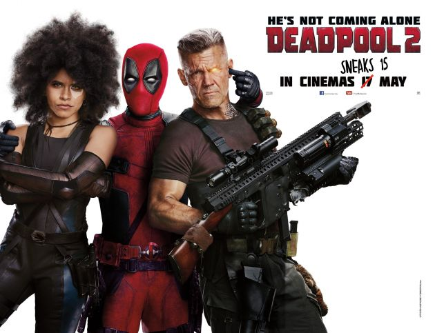 Deadpool 2 special screening passes for May 15 to be won