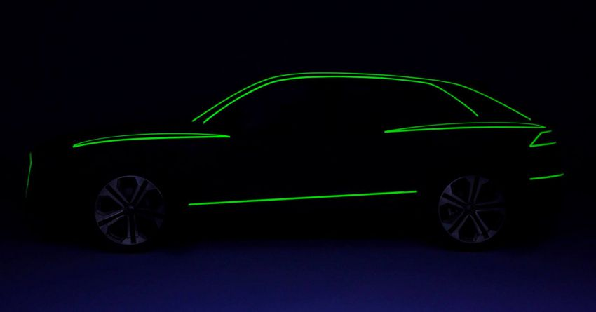 Audi Q8 officially teased ahead of debut later in June Image #810194