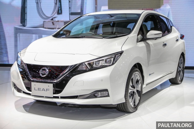 Nissan To Launch Three New Electric Vehicles And Five E Power Range Extender  Models In Japan By 2022