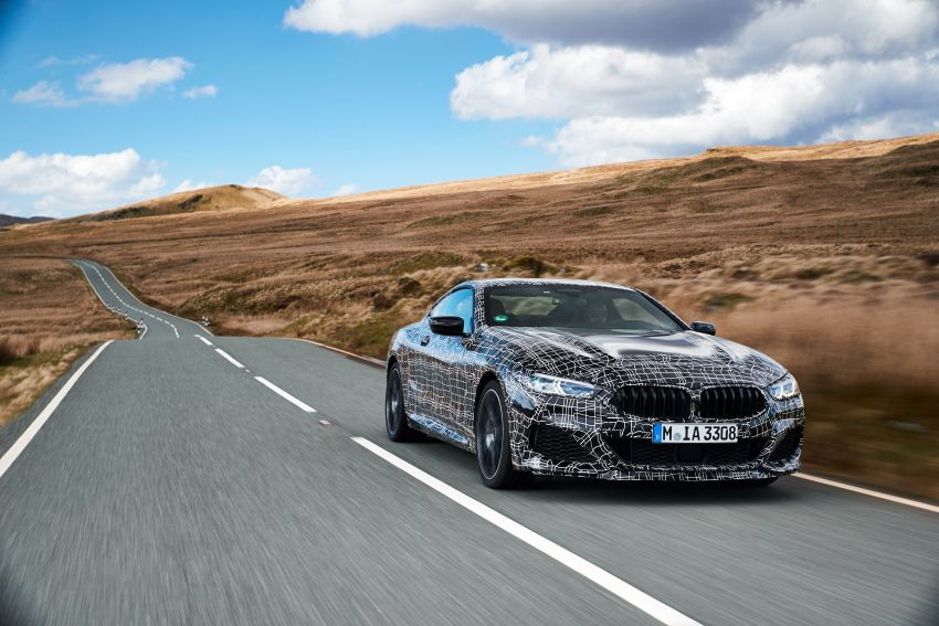BMW M850i xDrive Coupe confirmed – 530 PS, 750 Nm Image #811779
