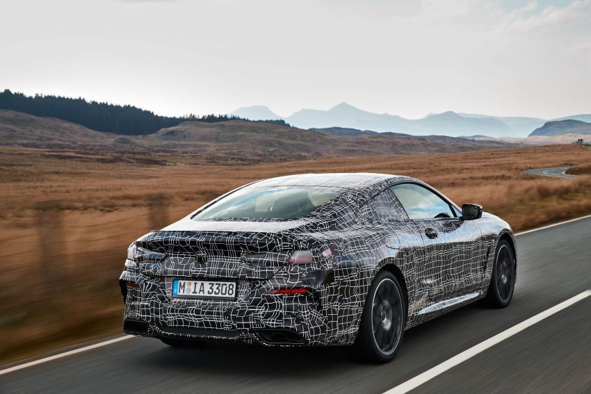 BMW M850i xDrive Coupe confirmed – 530 PS, 750 Nm Image #811803
