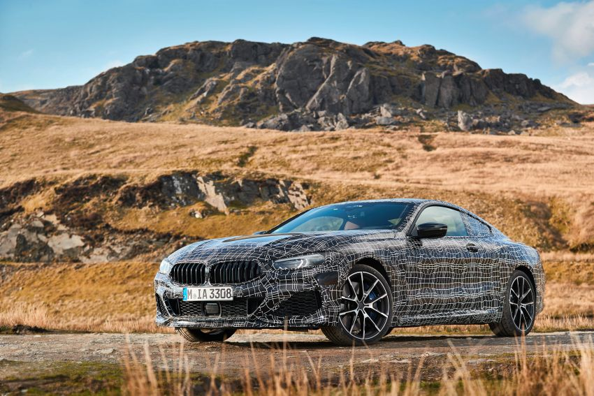 BMW M850i xDrive Coupe confirmed – 530 PS, 750 Nm Image #811806