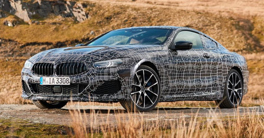BMW M850i xDrive Coupe confirmed – 530 PS, 750 Nm Image #811809