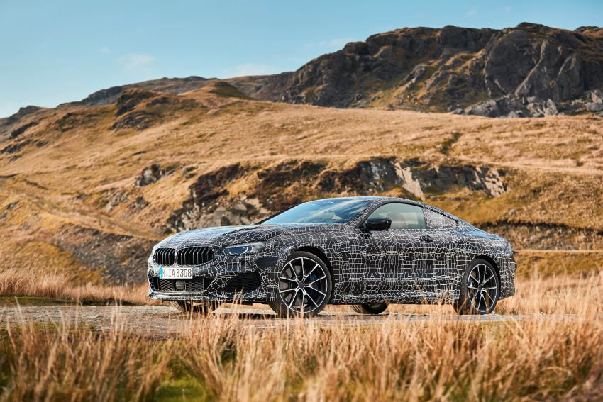 BMW M850i xDrive Coupe confirmed – 530 PS, 750 Nm Image #811811