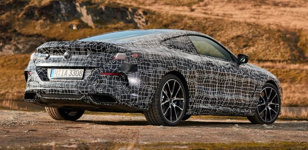 Bmw M850i Xdrive Coupe Confirmed 530 Ps 750 Nm