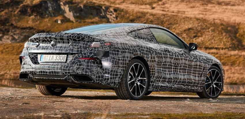 BMW M850i xDrive Coupe confirmed – 530 PS, 750 Nm Image #811814