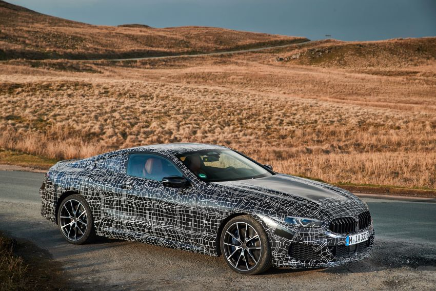 BMW M850i xDrive Coupe confirmed – 530 PS, 750 Nm Image #811817