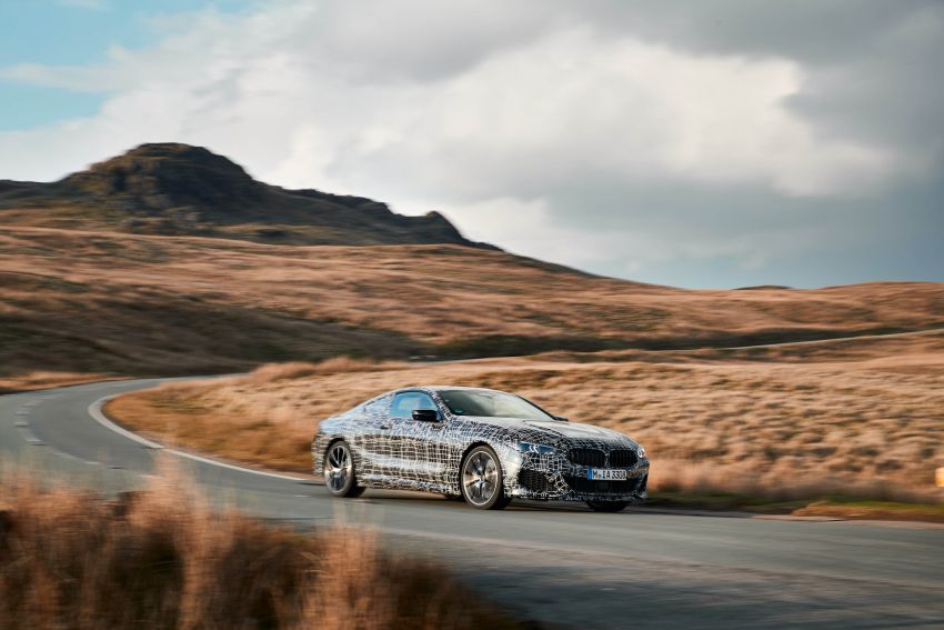BMW M850i xDrive Coupe confirmed – 530 PS, 750 Nm Image #811819