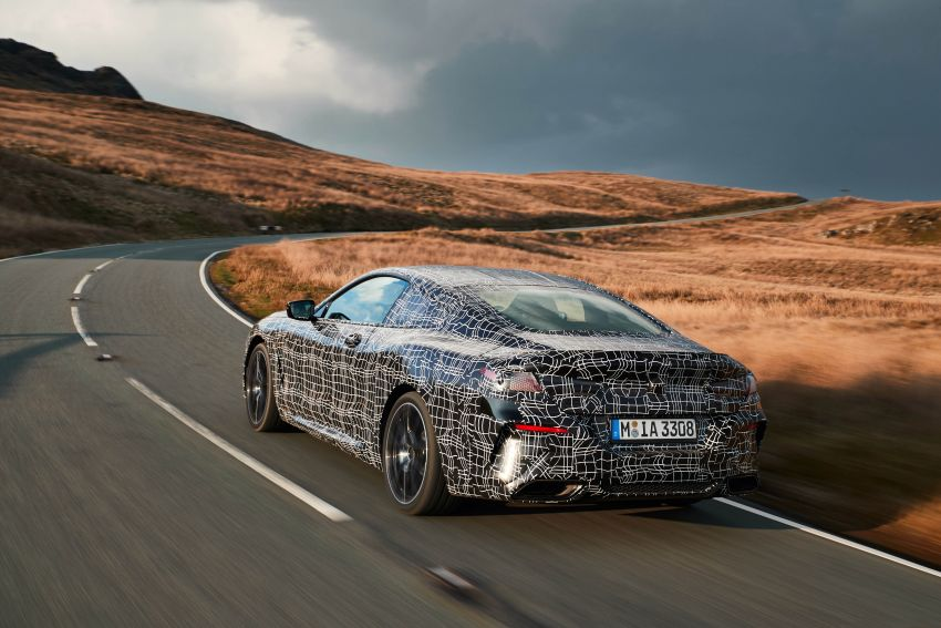 BMW M850i xDrive Coupe confirmed – 530 PS, 750 Nm Image #811822