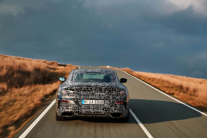 BMW M850i xDrive Coupe confirmed – 530 PS, 750 Nm Image #811824
