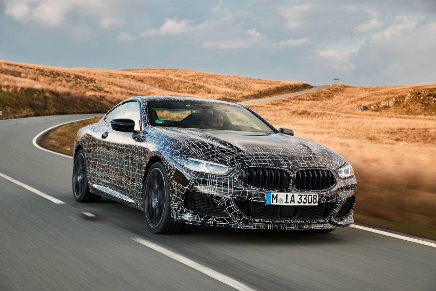 BMW M850i xDrive Coupe confirmed – 530 PS, 750 Nm Image #811827