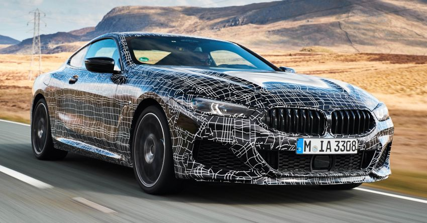 BMW M850i xDrive Coupe confirmed – 530 PS, 750 Nm Image #811781