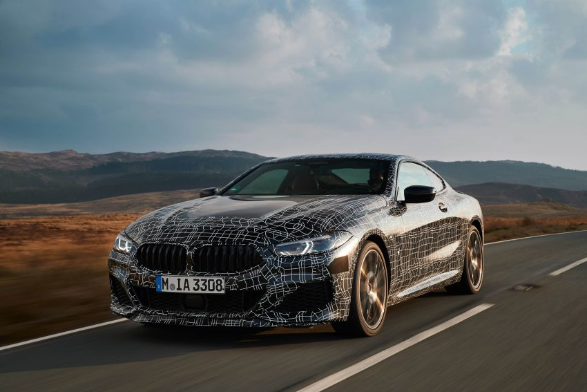 BMW M850i xDrive Coupe confirmed – 530 PS, 750 Nm Image #811829