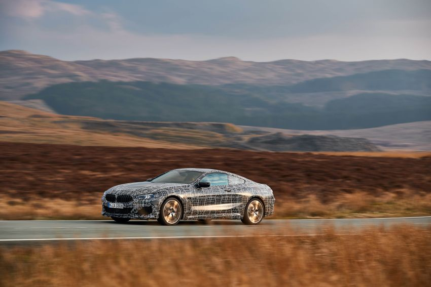 BMW M850i xDrive Coupe confirmed – 530 PS, 750 Nm Image #811833
