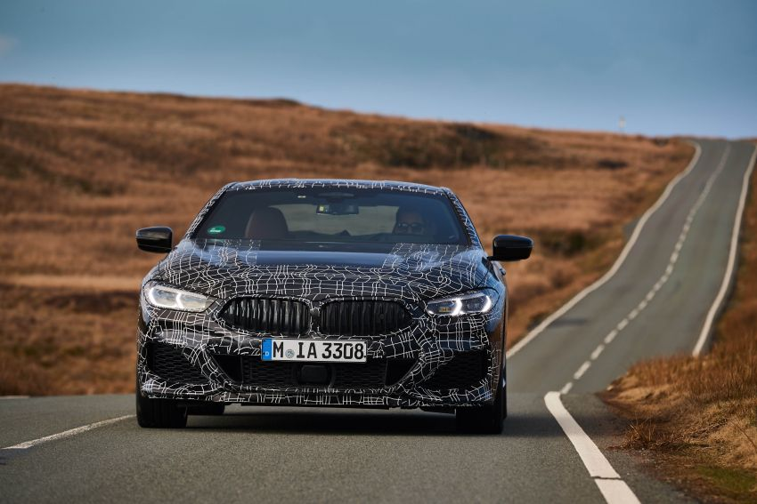 BMW M850i xDrive Coupe confirmed – 530 PS, 750 Nm Image #811836