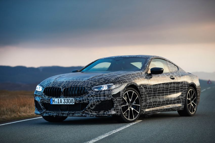 BMW M850i xDrive Coupe confirmed – 530 PS, 750 Nm Image #811837