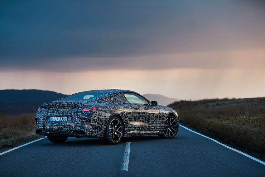 BMW M850i xDrive Coupe confirmed – 530 PS, 750 Nm Image #811838
