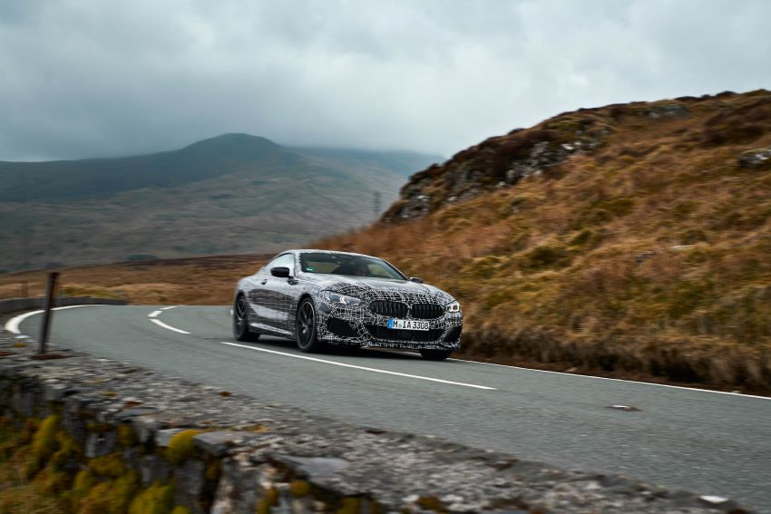 BMW M850i xDrive Coupe confirmed – 530 PS, 750 Nm Image #811841