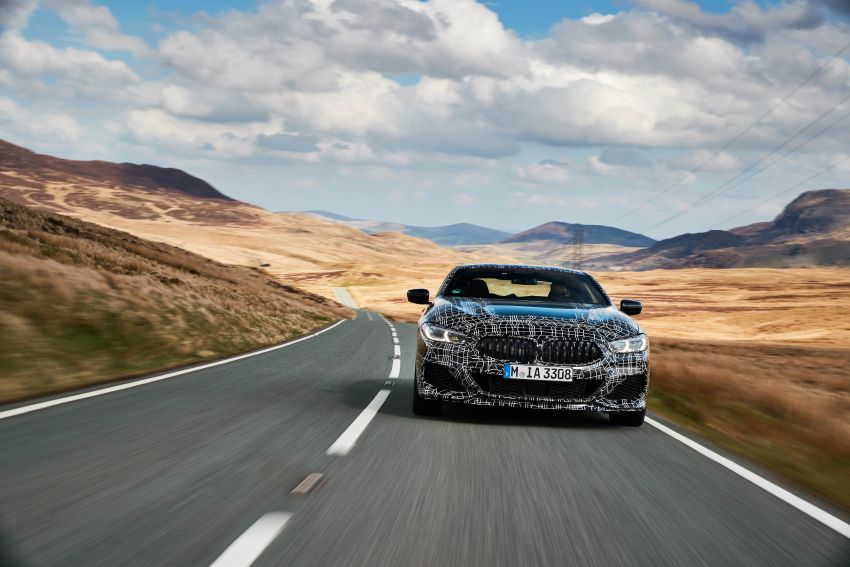 BMW M850i xDrive Coupe confirmed – 530 PS, 750 Nm Image #811784