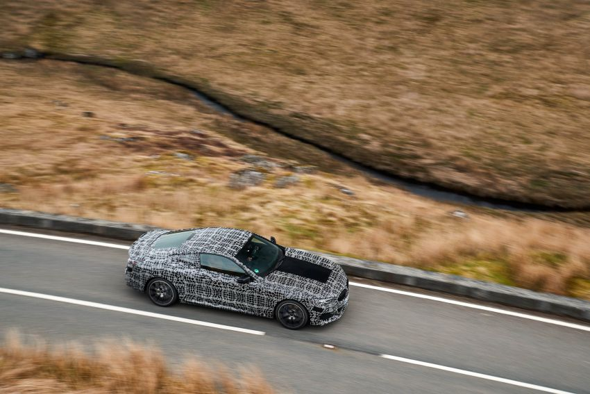 BMW M850i xDrive Coupe confirmed – 530 PS, 750 Nm Image #811842