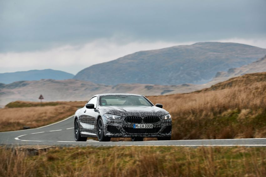BMW M850i xDrive Coupe confirmed – 530 PS, 750 Nm Image #811846