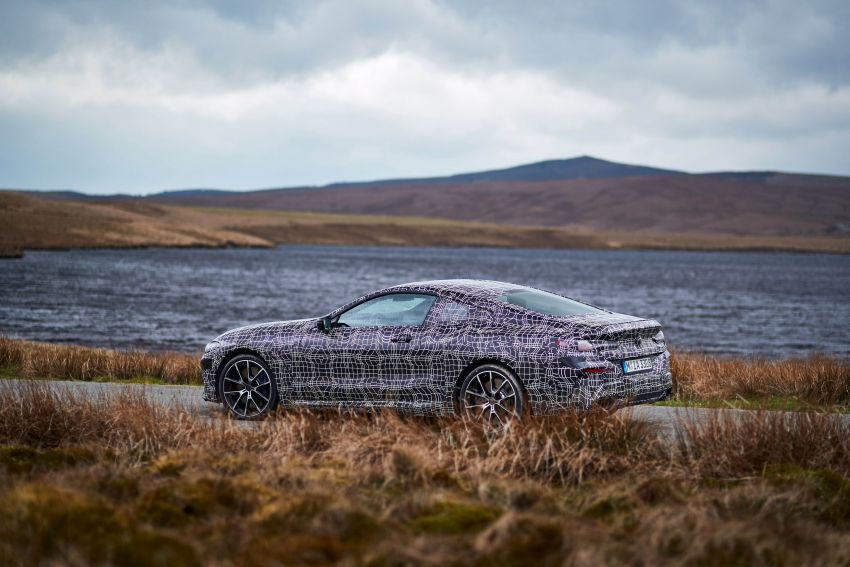 BMW M850i xDrive Coupe confirmed – 530 PS, 750 Nm Image #811847