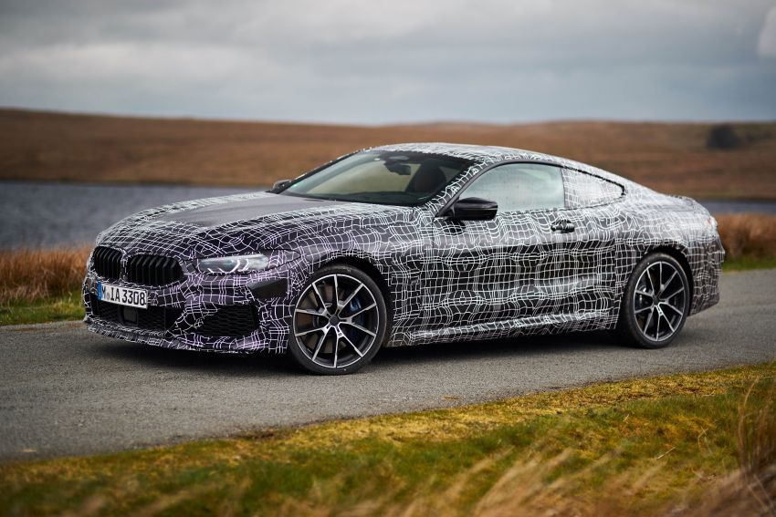 BMW M850i xDrive Coupe confirmed – 530 PS, 750 Nm Image #811848