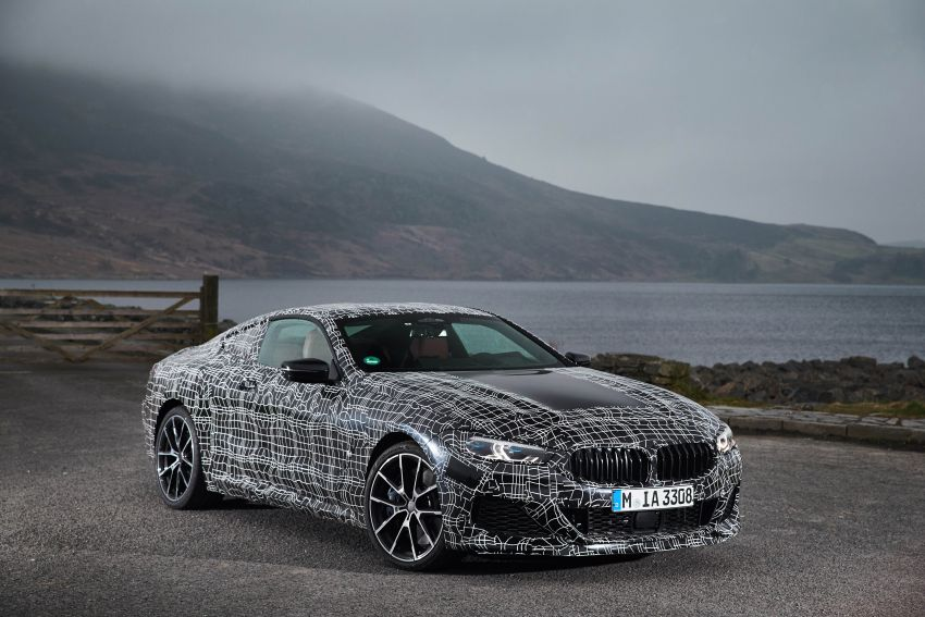 BMW M850i xDrive Coupe confirmed – 530 PS, 750 Nm Image #811850