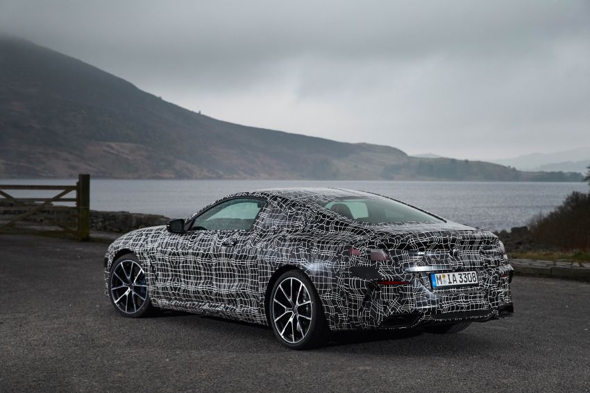 BMW M850i xDrive Coupe confirmed – 530 PS, 750 Nm Image #811852