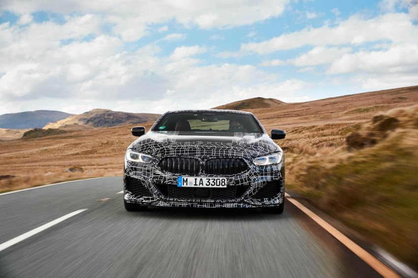 BMW M850i xDrive Coupe confirmed – 530 PS, 750 Nm Image #811786