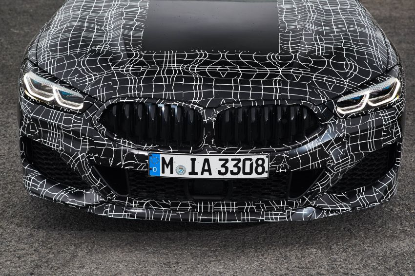BMW M850i xDrive Coupe confirmed – 530 PS, 750 Nm Image #811854