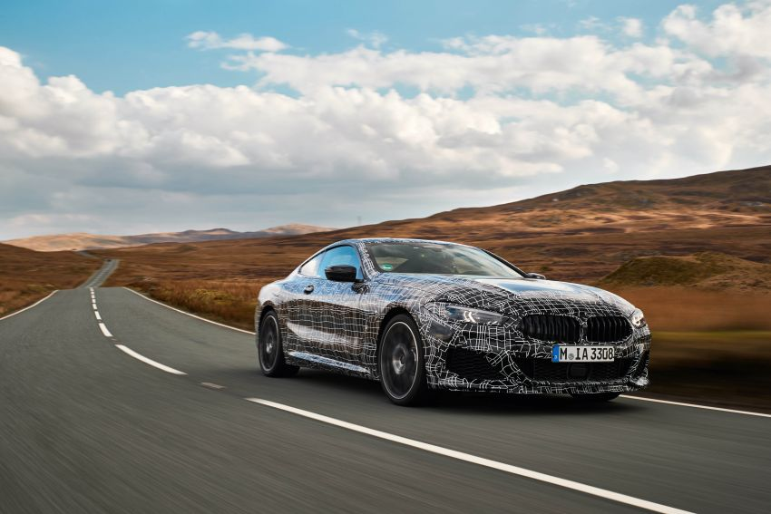 BMW M850i xDrive Coupe confirmed – 530 PS, 750 Nm Image #811789