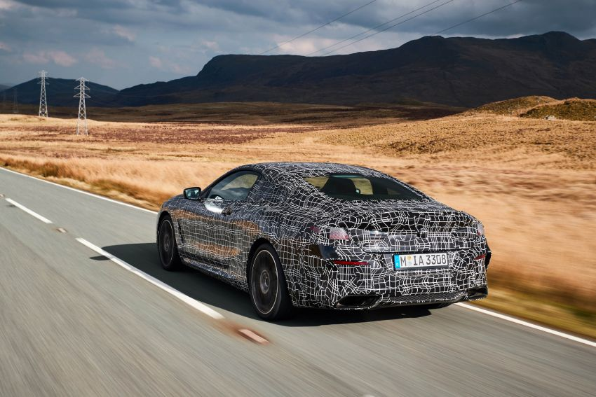 BMW M850i xDrive Coupe confirmed – 530 PS, 750 Nm Image #811794