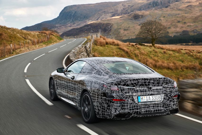 BMW M850i xDrive Coupe confirmed – 530 PS, 750 Nm Image #811797