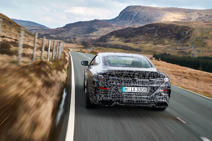 BMW M850i xDrive Coupe confirmed – 530 PS, 750 Nm Image #811801