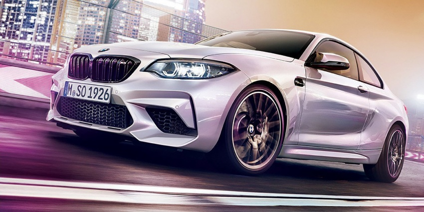 BMW M2 Competition leaked – M3/M4 engine, 405 hp Image #803868