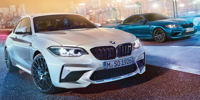 BMW M2 Competition leaked – M3/M4 engine, 405 hp Image #803869