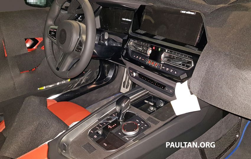 SPYSHOTS: BMW Z4 spotted – top down with interior Image #808842