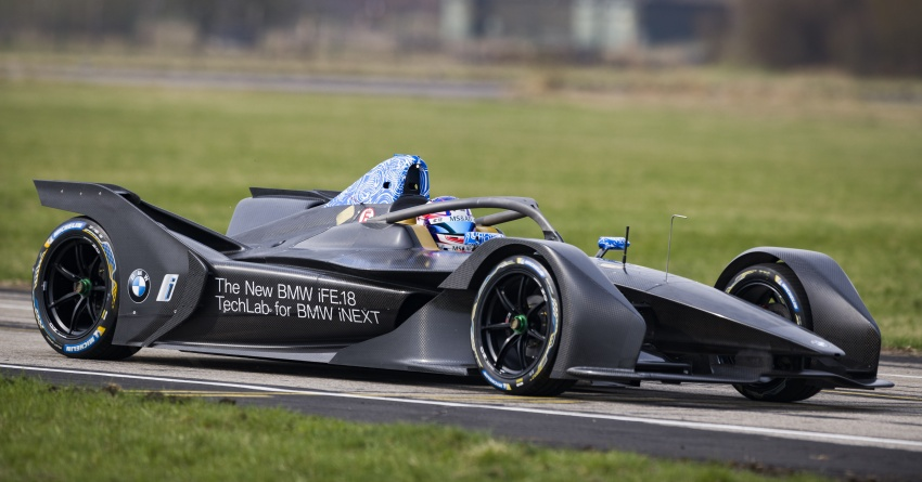 Mercedes-Benz and Porsche confirmed for Formula E – joins Audi, BMW, Nissan in 2019 all-electric series Image #805435