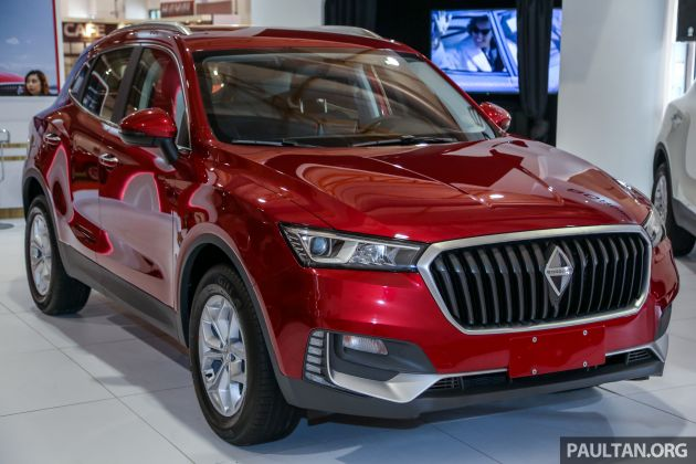 Borgward Bx5 And Bx7 Suvs Previewed In Malaysia