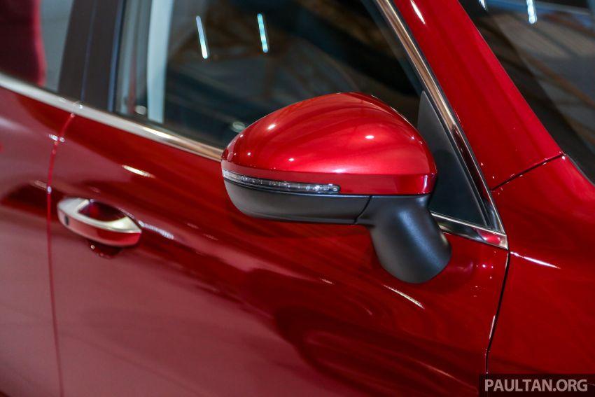 Borgward BX5 dan BX7 dipertontonkan di Malaysia Image #812793