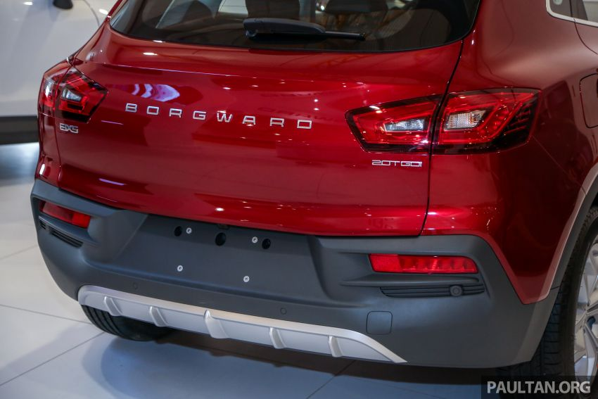 Borgward BX5 and BX7 SUVs previewed in Malaysia Image #812440