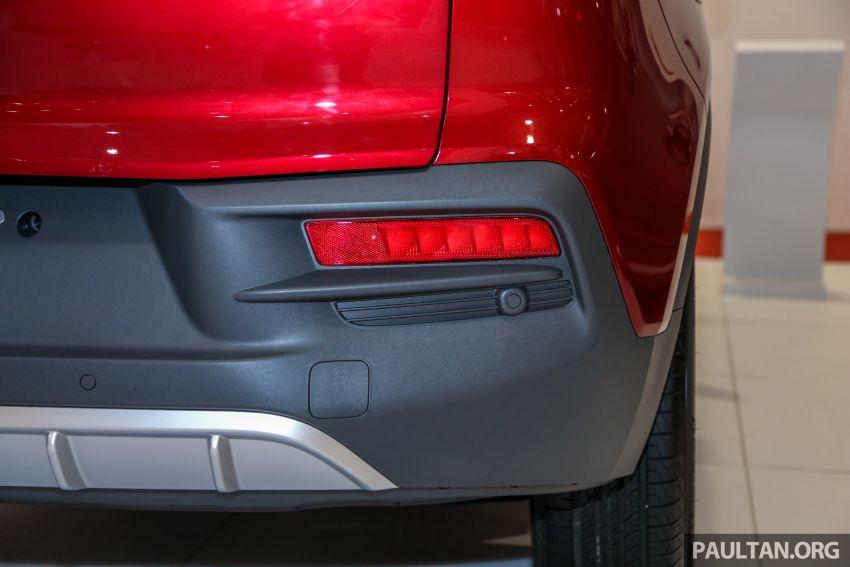Borgward BX5 dan BX7 dipertontonkan di Malaysia Image #812801