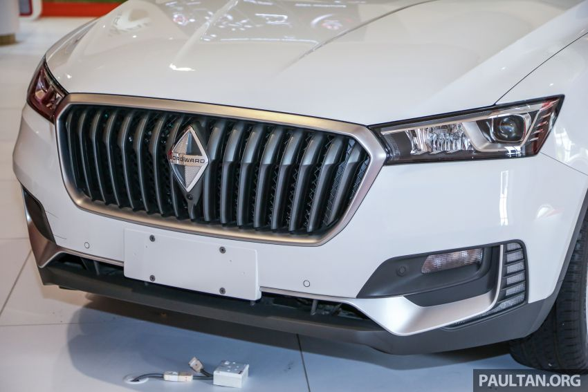 Borgward BX5 and BX7 SUVs previewed in Malaysia Image #812453